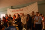 Oficjalne i mniej oficjalne powitanie Nashachata II w Górkach Zachodnich