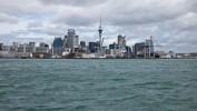 Auckland za rufą