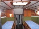 Szczegóły zabudowy i plany jachtu